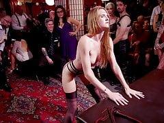 Sluts are DP'd at Swingers' Orgy