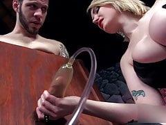 BDSM - Machine Milking - Siri