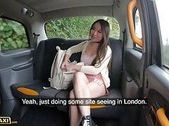 Fake Taxi Asian Yiming Curiosity Sucks Cock
